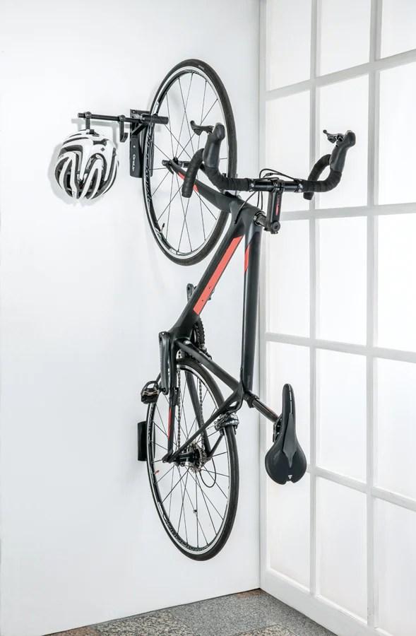 topeak oneup bike stand wall mount storage rack 1 bike
