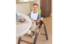 summer high chair how much does it cost to get a reupholstered infant bentwood baby logic the can be used as booster for toddlers and folds up small holds 50 pounds