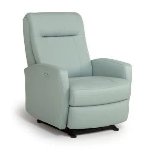 best chairs swivel glider white leather accent chair storytime series costilla power rocker recliner by bibs and binkies