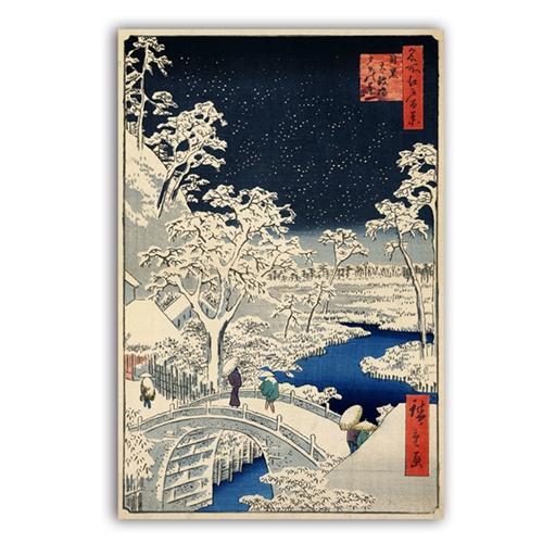 tableau jardin japonais