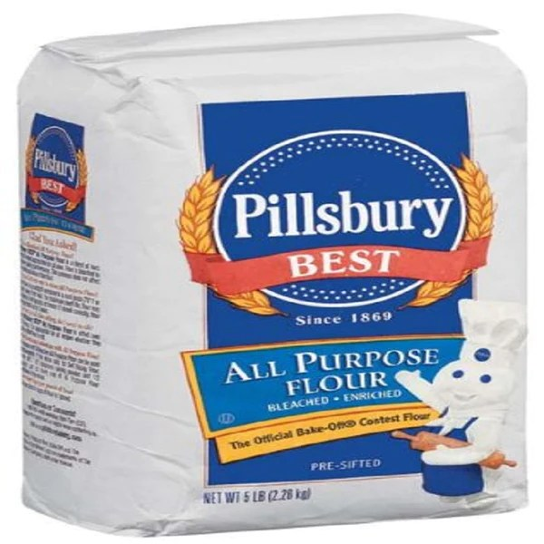 Pillsbury Best All Purpose Bleached & Enriched Flour 5 Lbs
