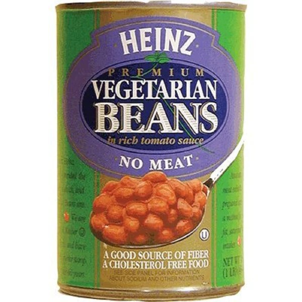 Heinz Premium Vegetarian Beans in Rich Tomato Sauce No
