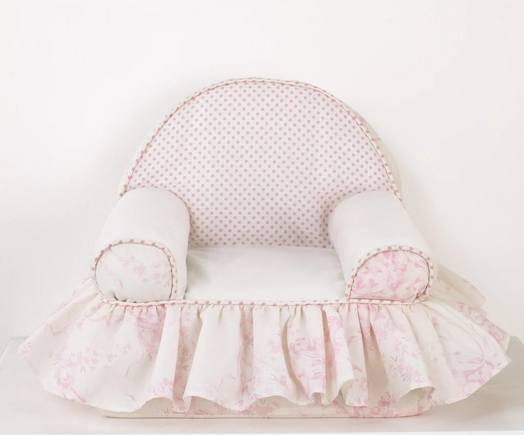 baby girl chair mr and mrs signs bedding for girls nursery cotton tale designs heaven sent s 1st