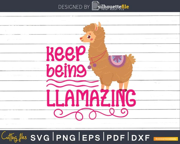Download Llama svg - Silhouettefile
