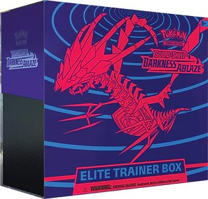 Darkness Ablaze - Elite Trainer Box (Preorder)