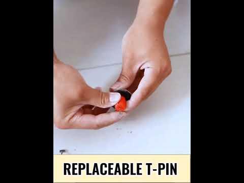 cjandep replaceable t lock tile