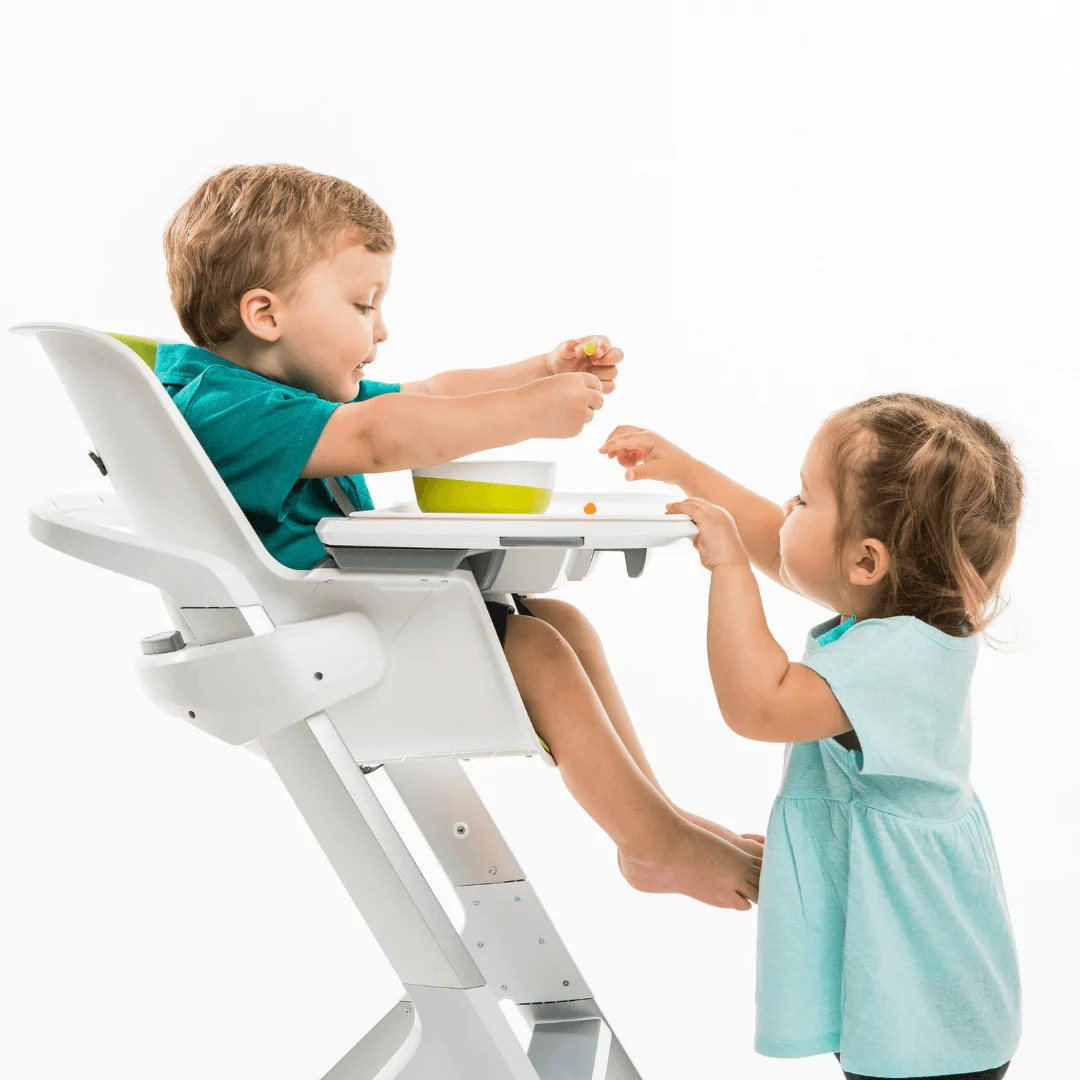 high chair with accessories game chairs casters 4moms starter set project nursery