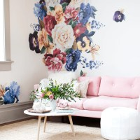 Vintage Floral Wall Decals  Project Nursery