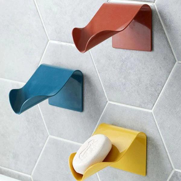 porte savon mural love soap