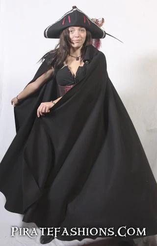 17th Century Female Pirate