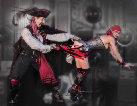 Pirate de Sade  Pirate Fashions