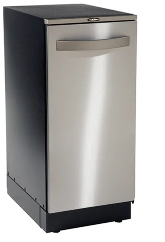 Broan 15 Quot Elite Stainless Steel Trash Compactor 15ss