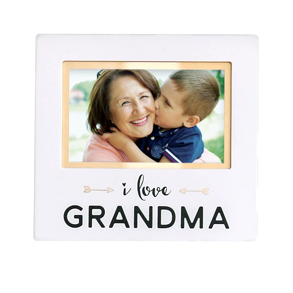 i love grandma photo