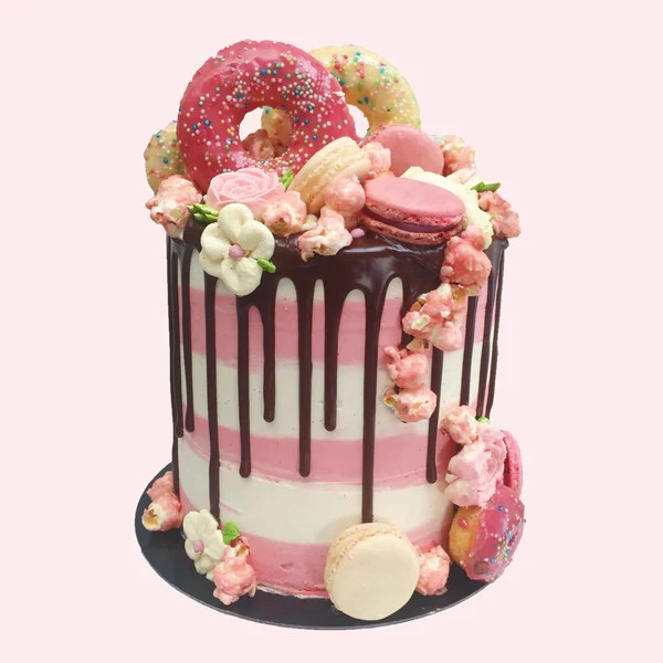 Girly Birthday Cakes London Anges De Sucre
