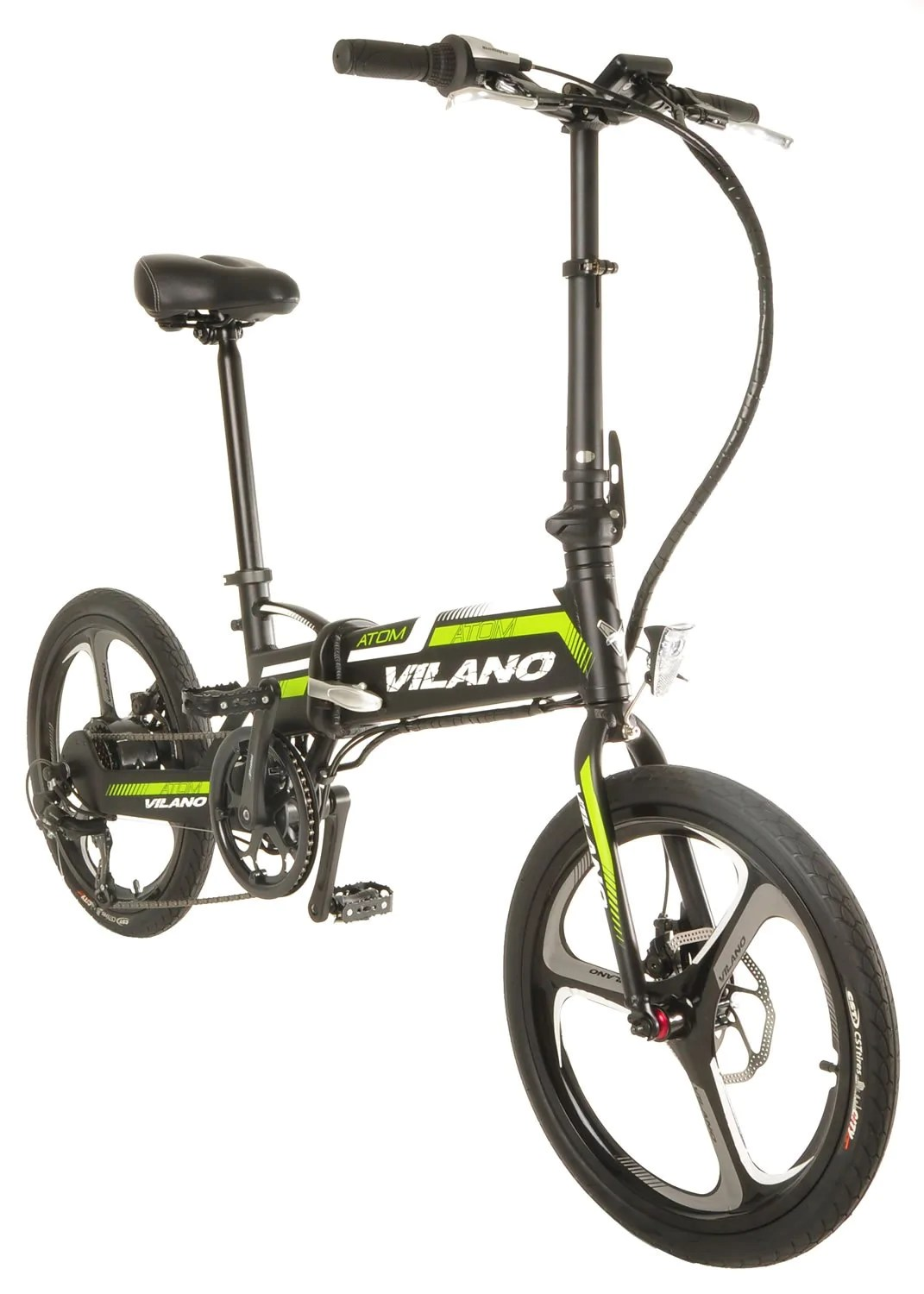 Folding Bmx Bike : folding, Vilano, Electric, Folding, Bike,, 20-Inch, Wheels, Bikes
