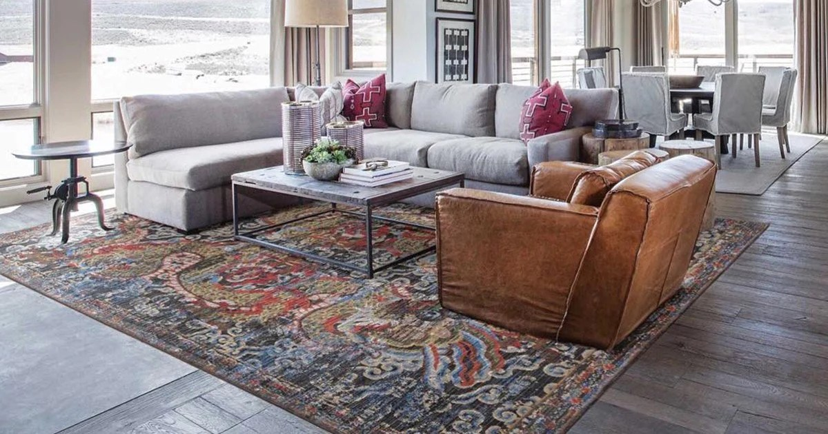 Top 7 Area Rug Tips Decorating With Rugs Tips Nw Rugs Furniture