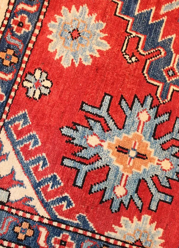 best size rug for living room decorating ideas with fireplace kazak pakistan - nw rugs & furniture