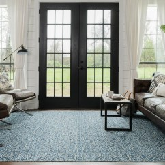 What Size Rug For Living Room Sectional Picture Window Treatment Ideas Sizes Guide Nw Rugs Furniture Of 8x10