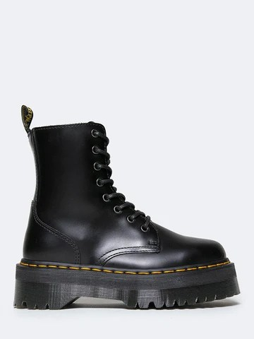 Doc Martens Jadon Black Noir Boots