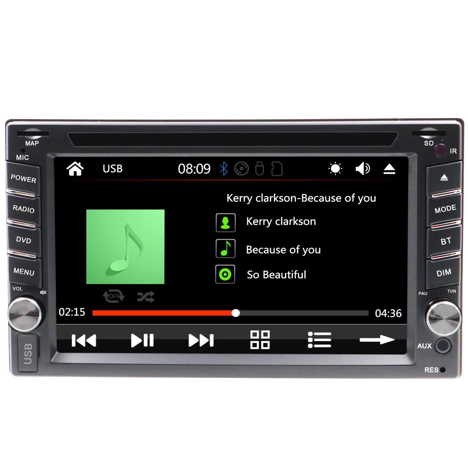 android upgrade for 2009 2010 2011 kia rio soul sorento rio touch screen navigation radio [ 1600 x 1600 Pixel ]