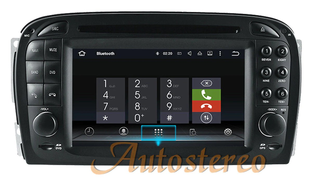 android upgrade for mercedes benz navigation radio r230 sl500 sl65 amg 2001 2002 2003 2004 2005  [ 1200 x 687 Pixel ]