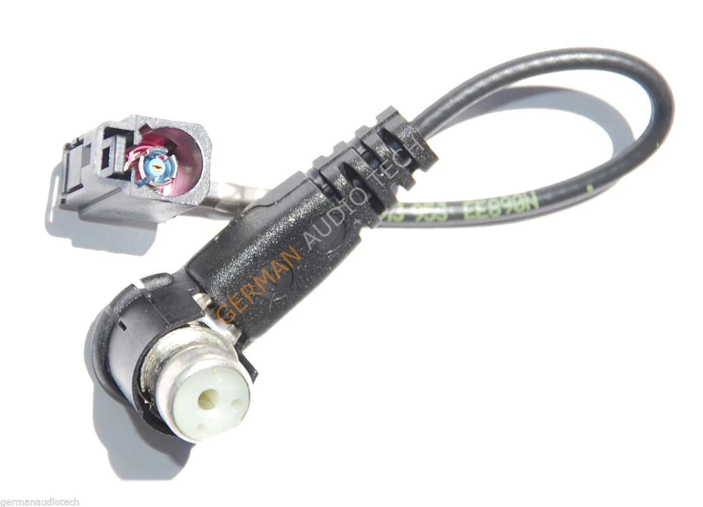 medium resolution of antenna adapter for bmw radio harness cable business cd mini e46 m3 e39 m5 e53 x5