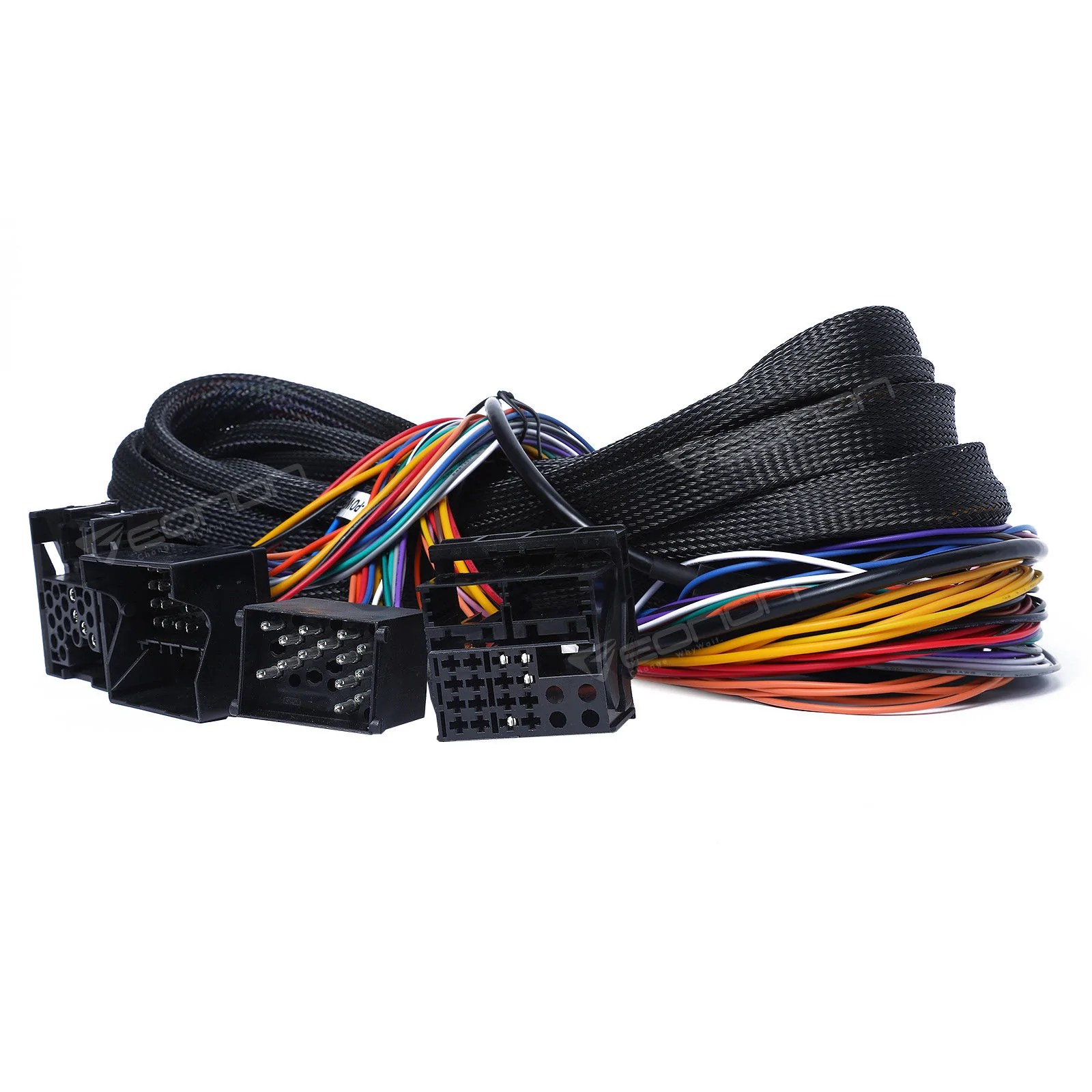 medium resolution of a0582 bmw e46 e39 e53 extended wiring harness 17pin 40pin for 2002 bmw x5 key wiring harness