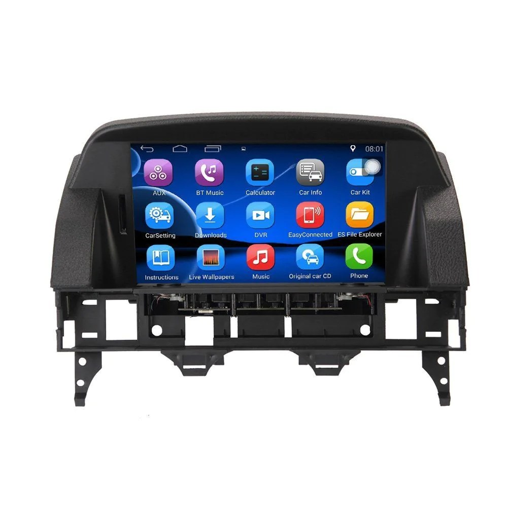 android upgrade for 2003 2014 mazda 6 touch screen gps navigation stereo headunit bluetooth  [ 1001 x 1001 Pixel ]