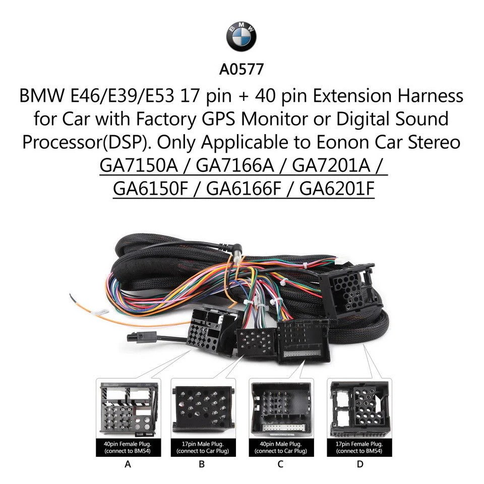 hight resolution of bmw 2002 wiring harnes