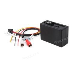 Bmw E92 Stereo Wiring Diagram Heart Worksheet Optical Fiber Decoder Box For E90 E93 Aftermarket