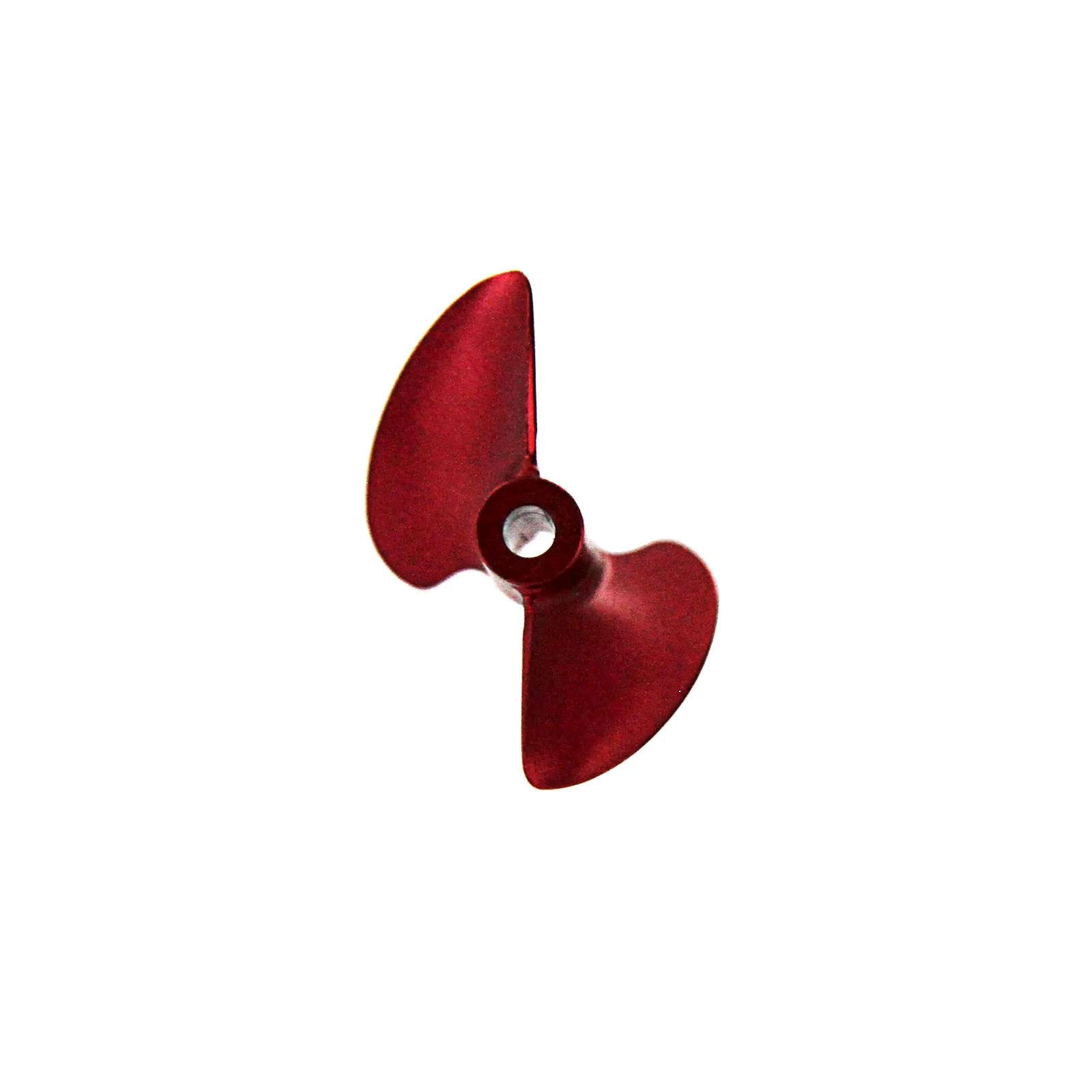 medium resolution of atomik rc cnc alloy propeller 32mm p1 4 red for barbwire 2 3
