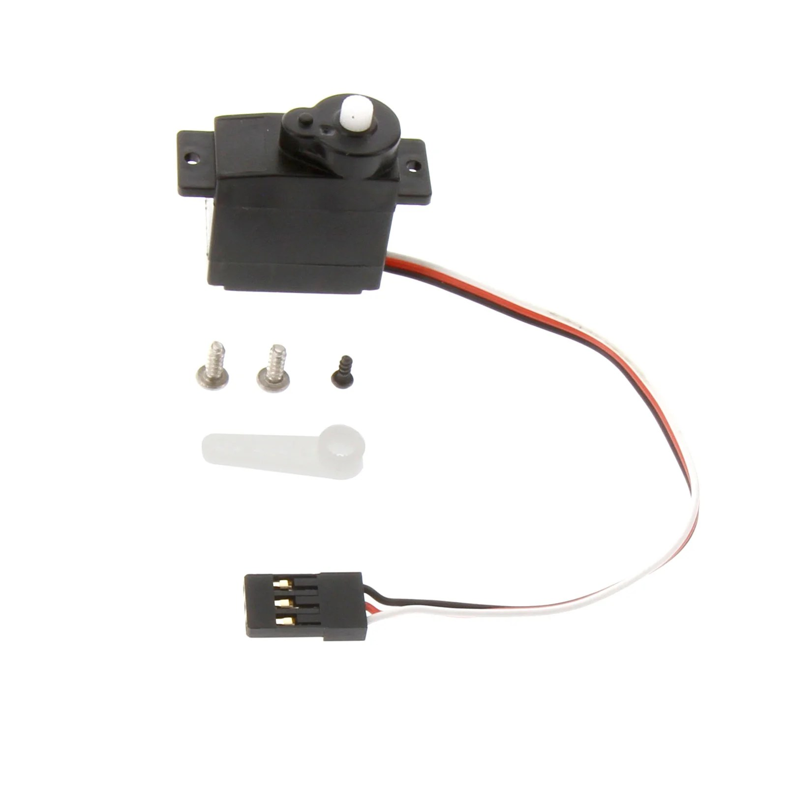 small resolution of atomik rc 9g rudder servo for barbwire 1 2 3