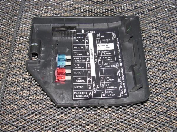 Nissan silvia fuse box diagram somurich.com