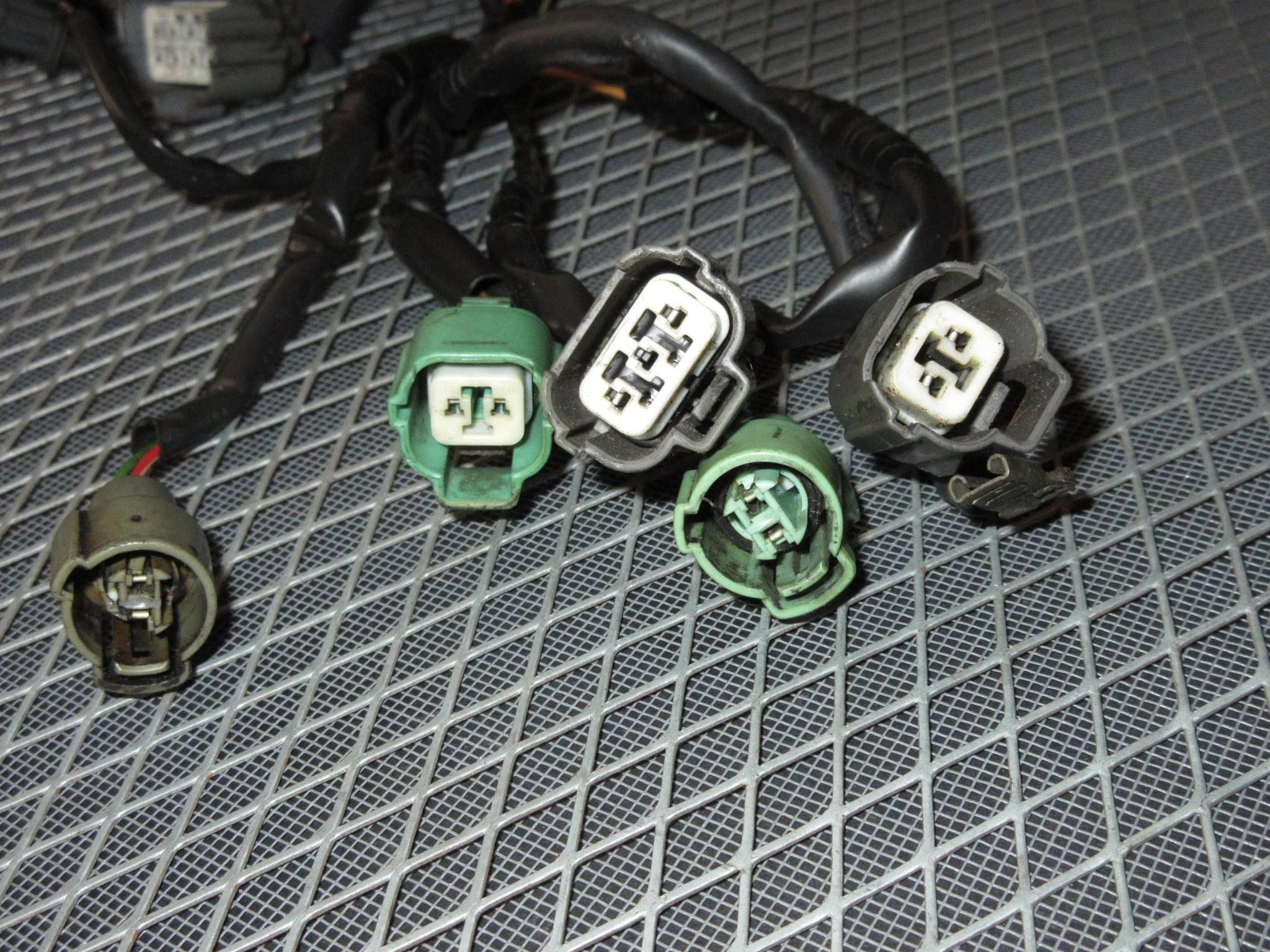 jdm 94 95 96 97 honda accord f22b none vtec engine wiring harness [ 2048 x 1536 Pixel ]
