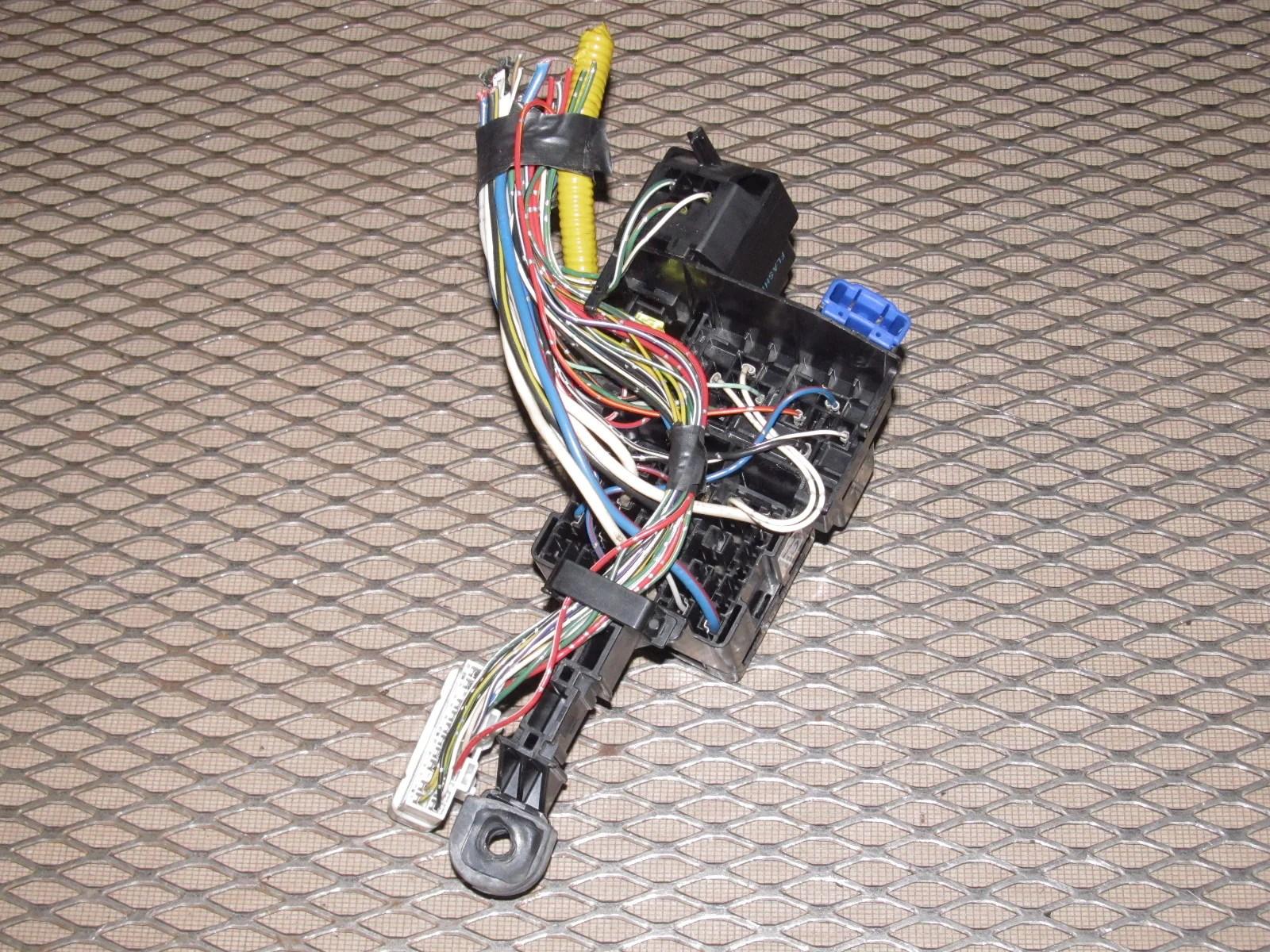 small resolution of  91 92 93 94 95 toyota mr2 oem interior dash fuse box