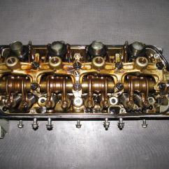 99 Honda Civic Engine Diagram Auto Wiring 96 97 98 00 Oem D16y8 Vtec Cylinder