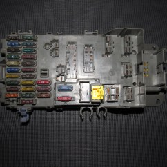 94 Honda Prelude Wiring Diagram Ford F150 Actuator Solenoid Fuse Box Library