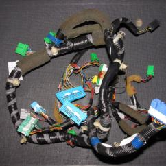 99 Civic Ex Wiring Diagram Emg Pa2 96 97 98 Honda Oem Dash Speedometer Harness – Autopartone.com