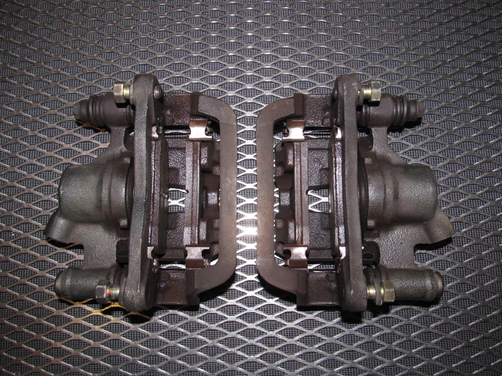 small resolution of  94 95 96 97 mitsubishi 3000gt oem brake caliper rear set