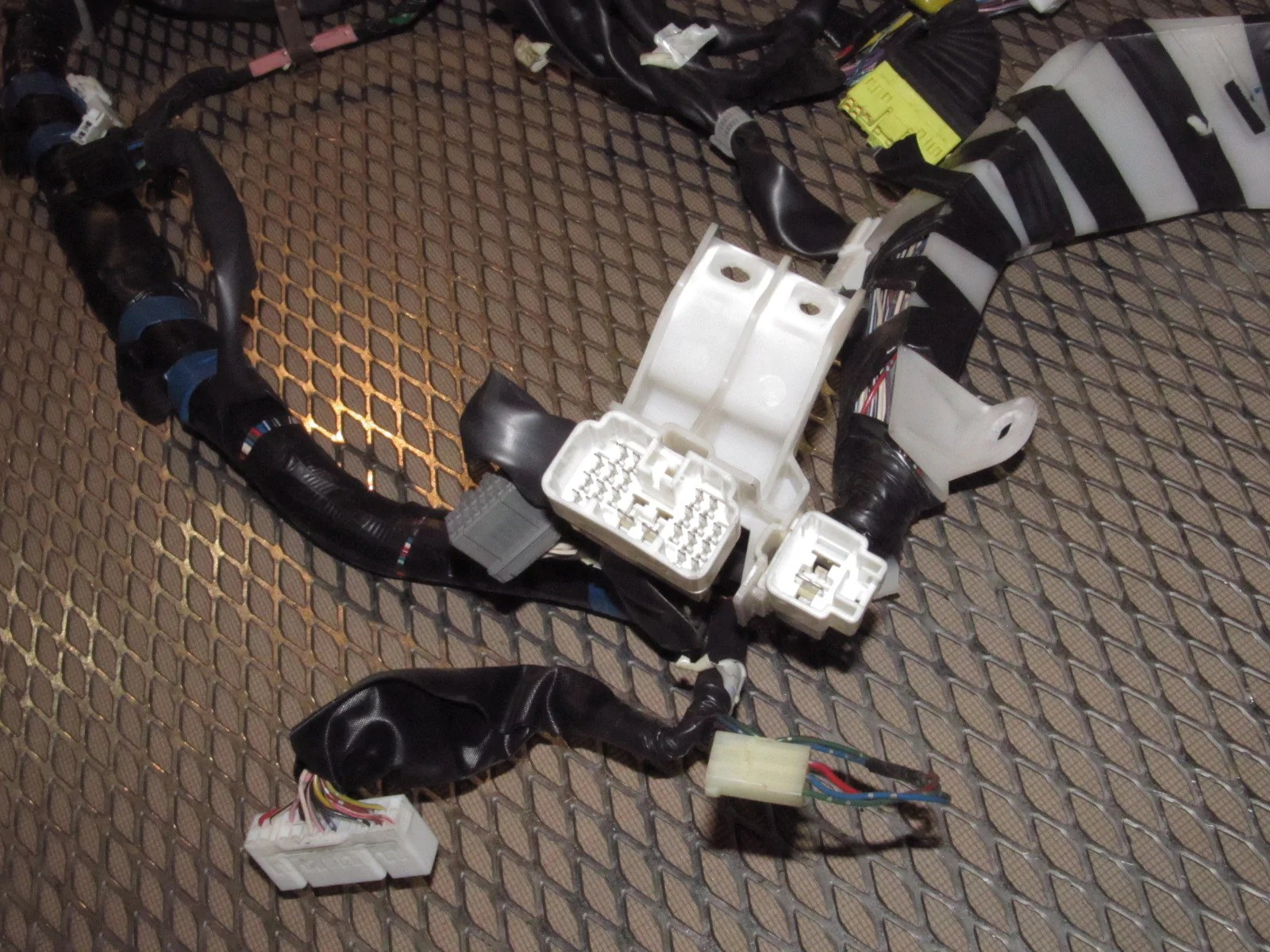 hight resolution of 92 toyota under dash wiring wiring diagram centre 91 92 93 94 95 toyota mr2 oem