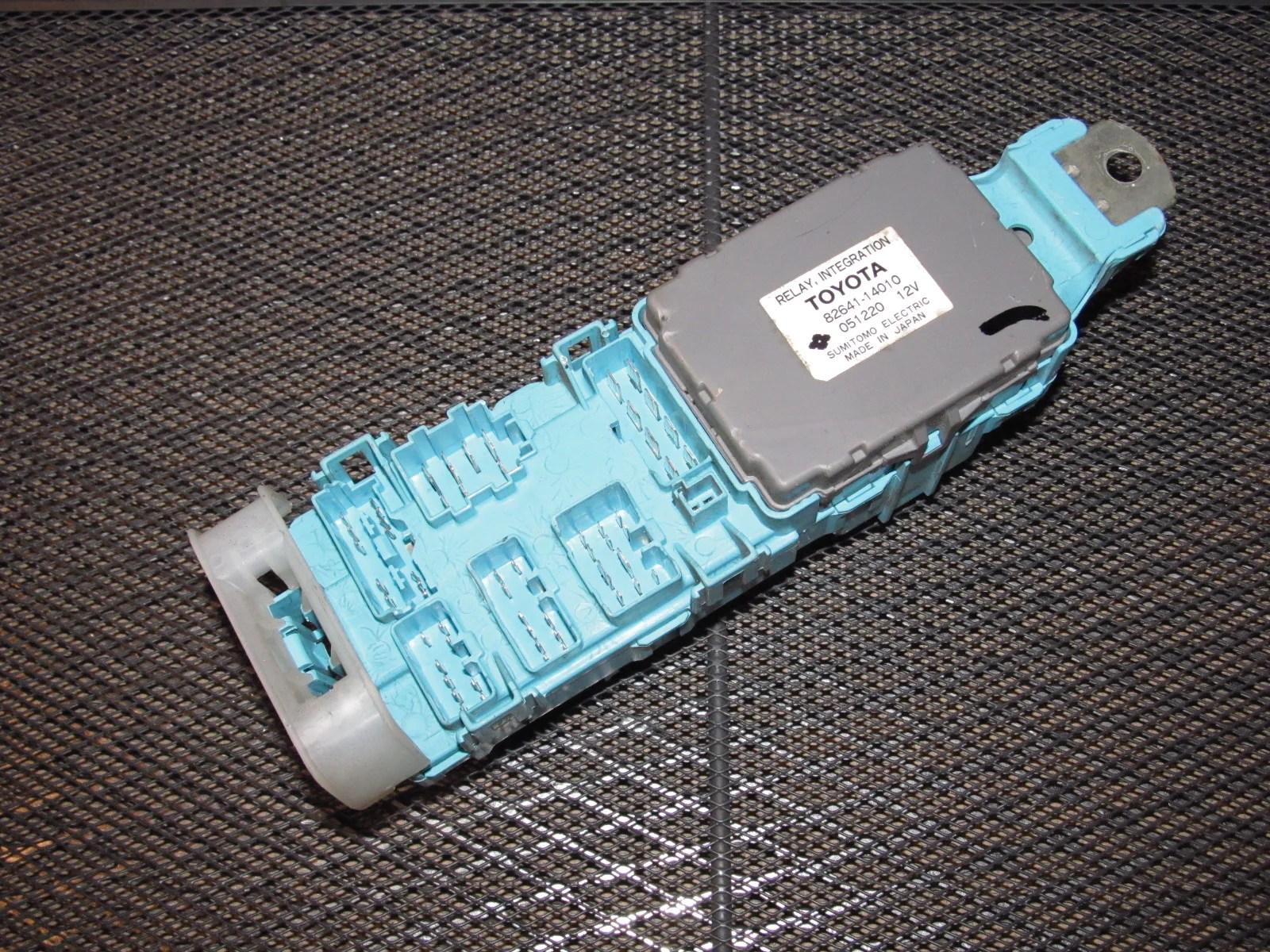medium resolution of  89 90 91 92 toyota supra oem interior fuse box
