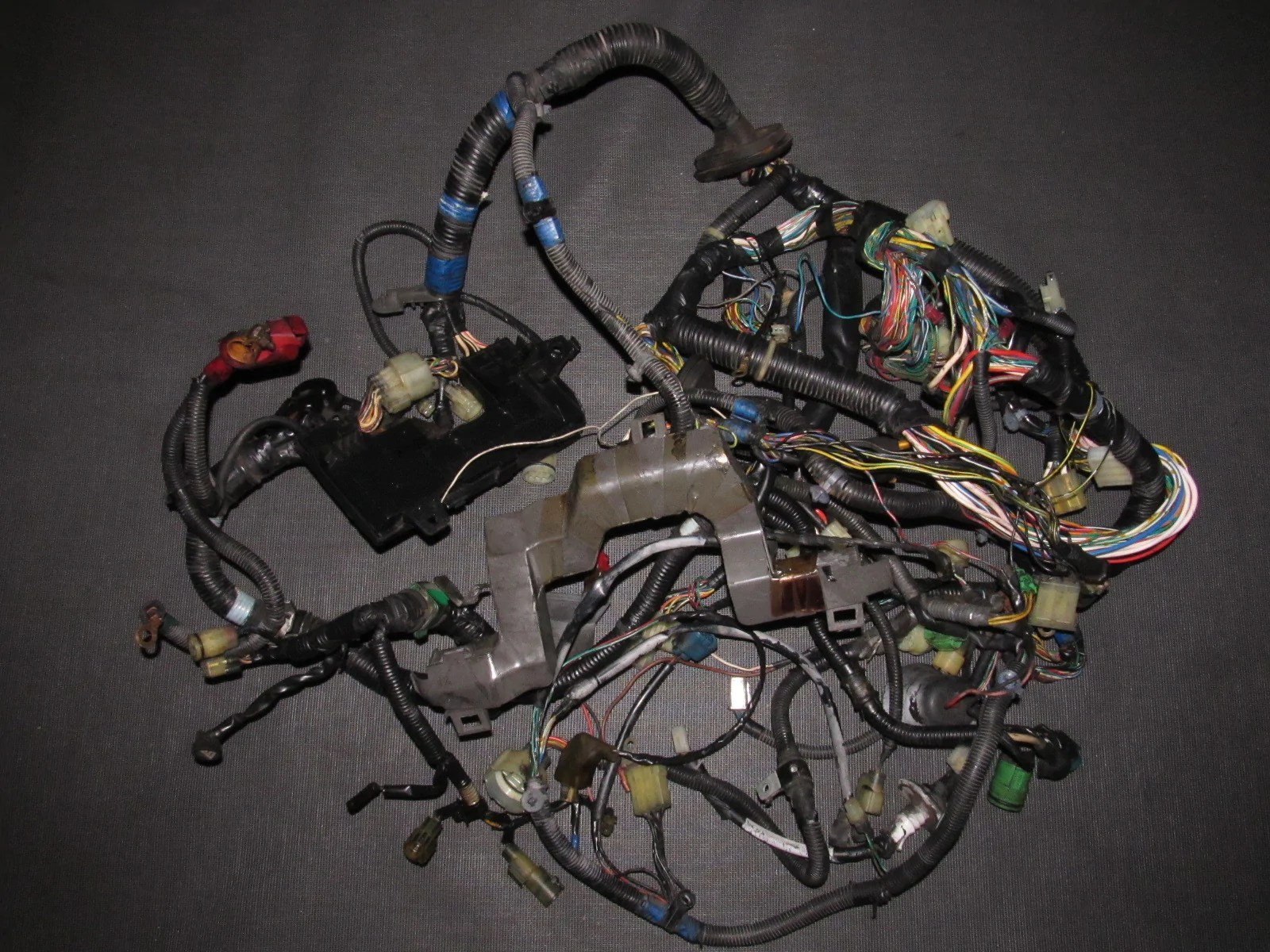small resolution of  crx oem d15b2 engine wiring harness product image