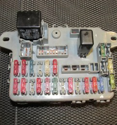 terminals wiring 88 89 1988 1989 civic main fuse relay box assy c motor engine compartment oem [ 1600 x 1200 Pixel ]