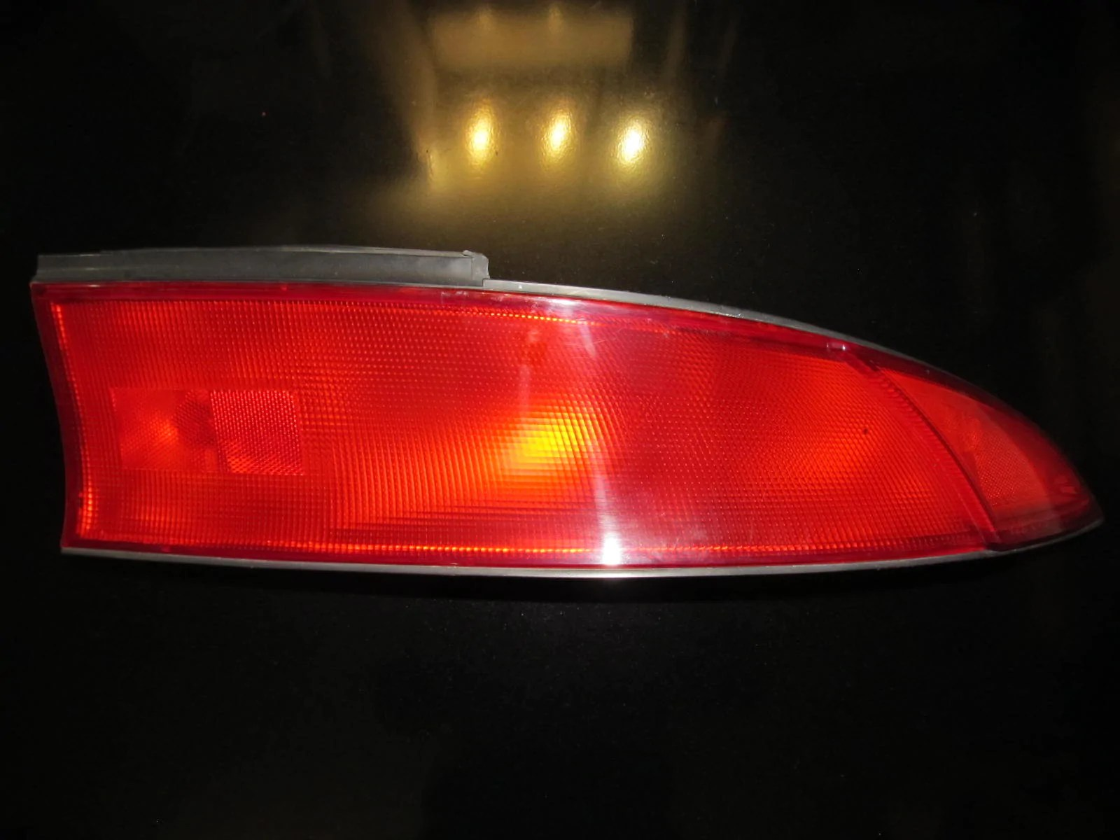 medium resolution of  mitsubishi eclipse gst turbo oem tail light right product image