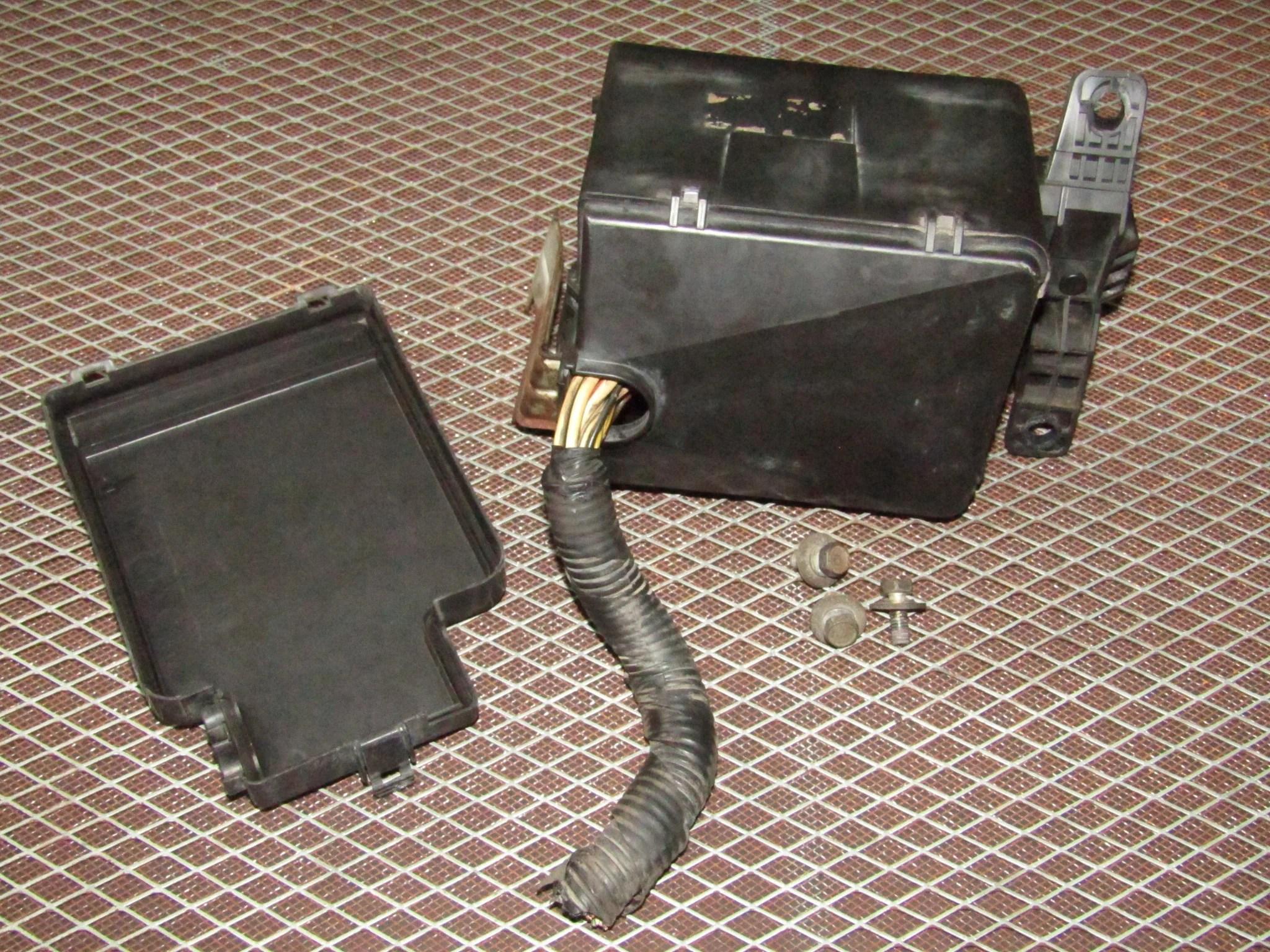 small resolution of  93 94 95 96 97 honda del sol oem engine fuse box d16z6