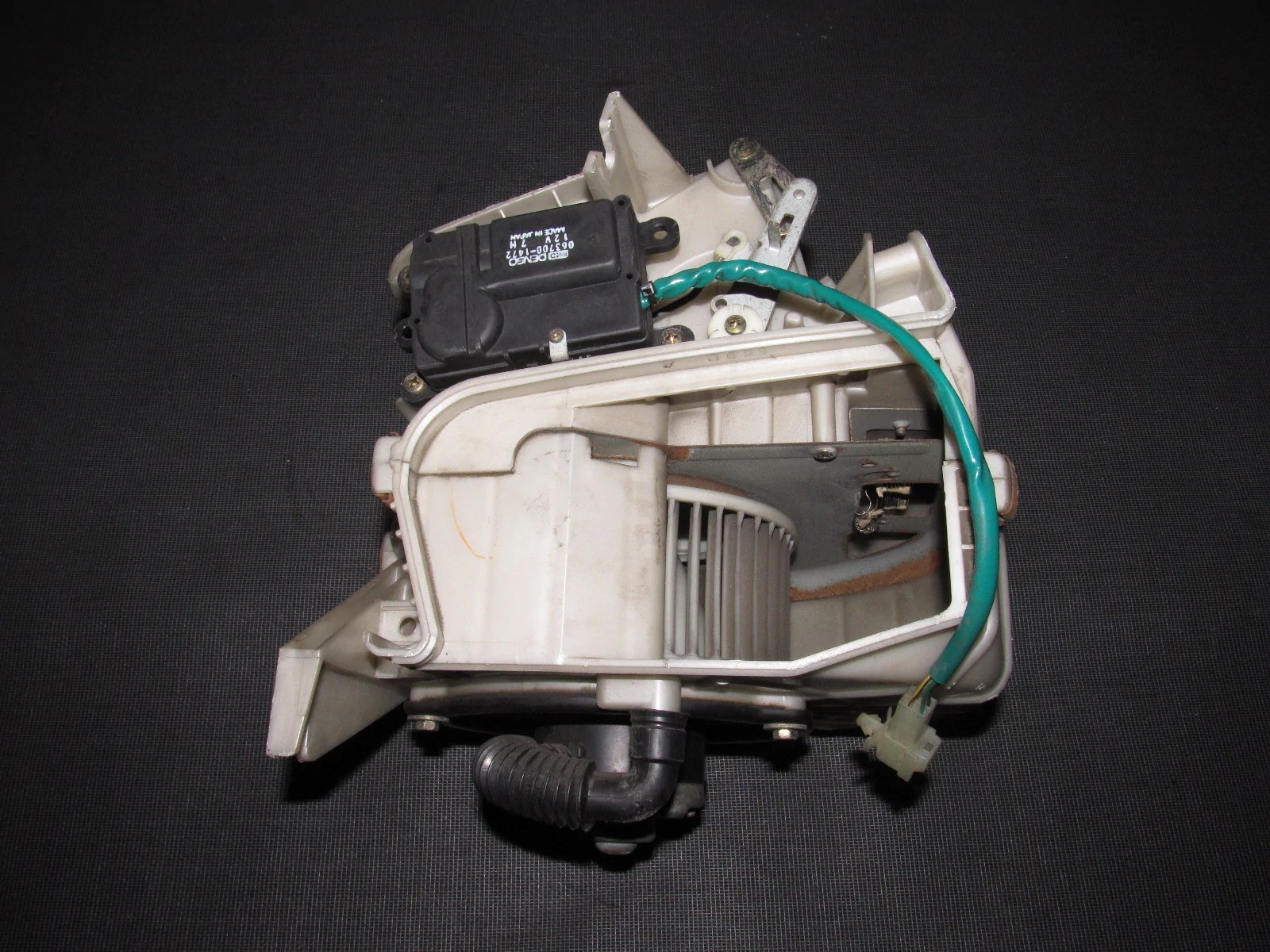 88 89 honda crx oem a c heater blower assembly  [ 1600 x 1200 Pixel ]