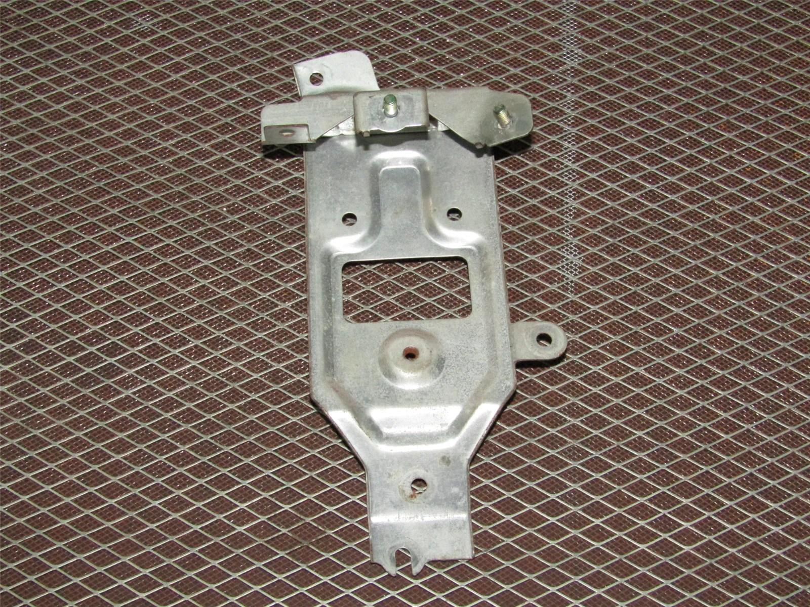 hight resolution of  95 96 97 honda del sol oem interior fuse box mounting bracket product image