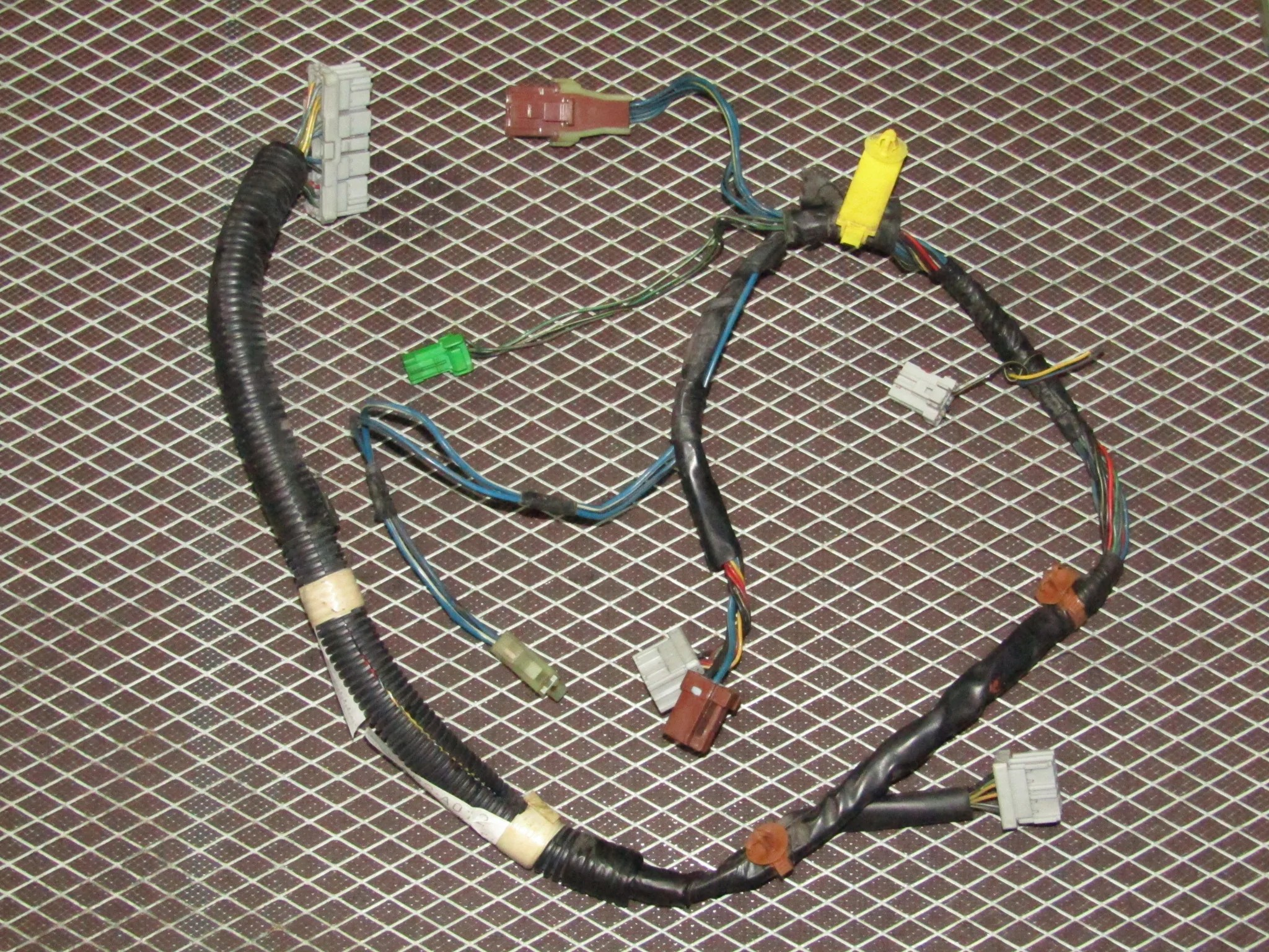 hight resolution of  honda del sol oem climate control wiring harness product image