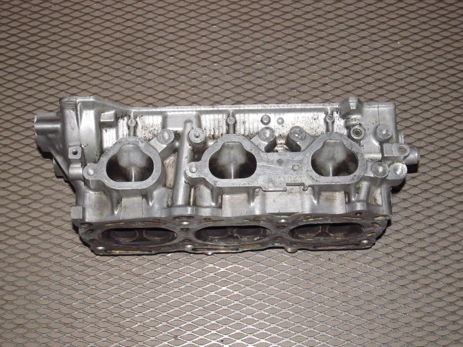 hight resolution of  92 93 94 95 96 97 subaru svx 3 3l oem engine cylinder head right