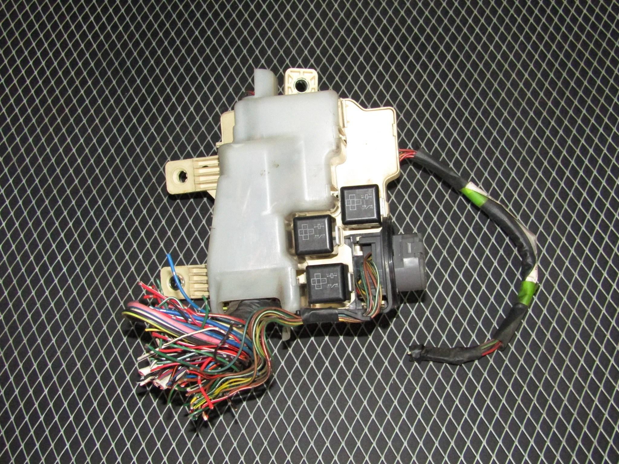 small resolution of  92 93 toyota camry oem interior fuse box 3vz fe v6